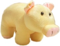 Play Toons Cute Pig  - 6 Inch (Multicolor)