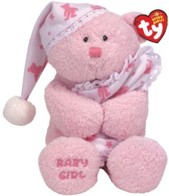 Ty Soft Toys Ty Beanie Babies Ba Girl