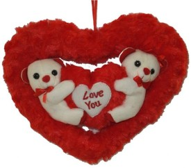 Right Florist Couple In Heart - 6 inch