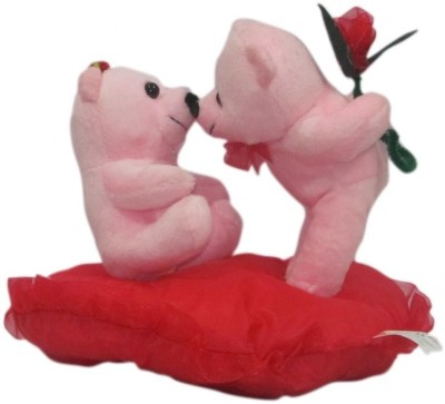 DealBindaas Kissing Couple - 7.87402 inch