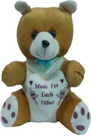 Jai Textiles U-TURN TEDDY BEAR 16 INCH  - 16 Inch (Brown)