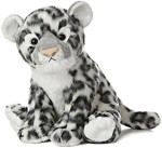 Aurora World Soft Toys Aurora World Destination Nation Plushsnow Leopard