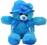 Arihant Online Blue Captivating Teddy Bear  - 34 Inch (Blue)