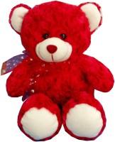 Fun&Funky Teddy Bear - 14 Inch (Red)