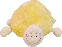 Surbhi Turtle Soft Toy  - 21 Cm (Yellow)