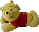 Disney Lazy Pooh  - 22 inch - Red, Yellow