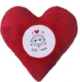 ShopTwiz Love you this much  - 12 inch