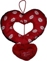 Galaxy Store Musical Heart Pops Out  - 7 Inch (Red)