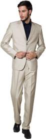 Wintage Formal Solid Men's Suit