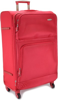 Princeware Princeware Scorpio Expandable  Check-In Luggage - 29.9 (Red)