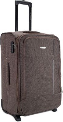 Princeware Princeware Milano Expandable  Check-In Luggage - 26 (Brown)