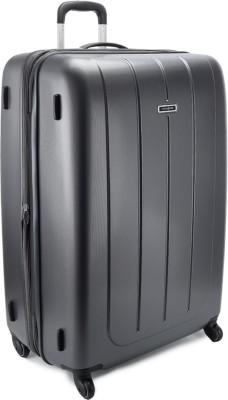 Compare Samsonite Enorme Expandable Check-in Luggage - 31.3 inch Graphite at Compare Hatke