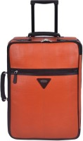 Justanned Strolley Cabin Luggage - 19 Orange