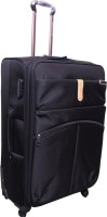 American Flyer Flyingpartner Medium Expandable  Check-in Luggage - 24 Black-13