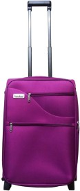 Take Off Airdom 65 Strolley Purple Expandable  Check-in Luggage - 25.6