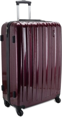 Princeware Princeware Radiant Check-In Luggage - 29.9 (Maroon)