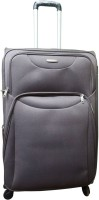 Take Off Garjana 58 Strolley Grey Expandable  Check-in Luggage - 22.8 Grey