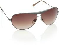 Miami Blues Aviator Sunglasses