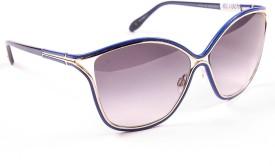 TRUSSARDI TR15718 Cat-eye Sunglasses
