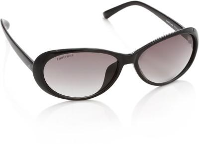 Fastrack Oval Sunglasses - SGLDNGSBNTR8Y6U8