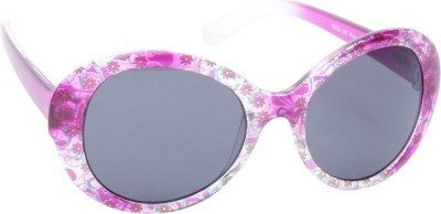 Reebok Reebok Flamble Over-Sized Sunglasses (Violet)