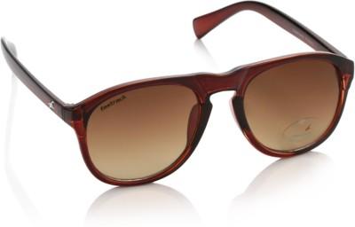 Fastrack Oval Sunglasses - SGLDS9ZPXWKSA96V