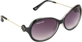 Danny Daze Oval Sunglasses
