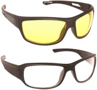 Night Drive Night And Day Vision Goggle Sports Sunglasses For Boys