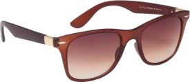 Ted Smith Wayfarer Sunglasses