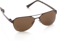 Louis Philippe Oval Sunglasses