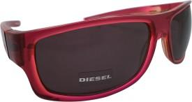 Diesel Rectangular Sunglasses