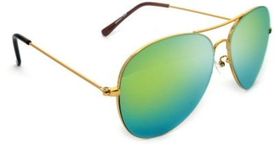 5e634da2be 21% OFF on MacV Eyewear Aviator Sunglasses on Flipkart ...