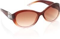 Miami Blues Over-sized Sunglasses
