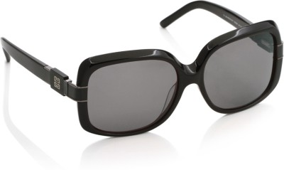 Givenchy Givenchy Over-Sized Sunglasses (Grey)