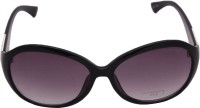 Miami Blues Oval Sunglasses - SGLE7SYCHHJ46F5F