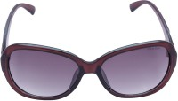 Miami Blues Oval Sunglasses - SGLE7SYCXGKEUFF3
