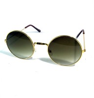 The Wholesale Mart Retro Round Sunglasses