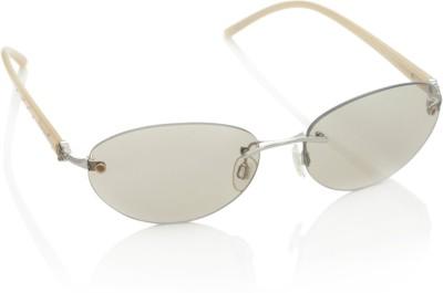 Celine Dion Oval Sunglasses
