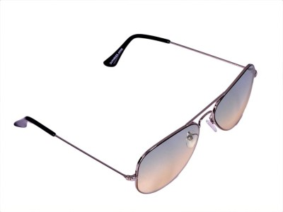 View Plus View Plus Aviator Sunglasses (Green)