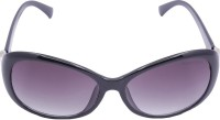 Miami Blues Oval Sunglasses - SGLE7SYCSH6HZGC8