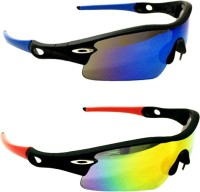Fashionext Trendy Sports Sports Sunglasses For Boys
