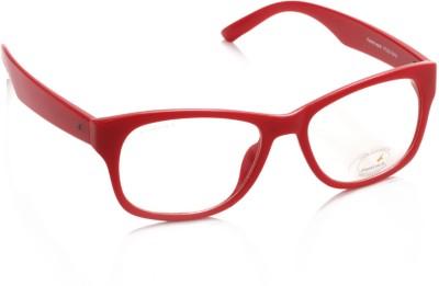 Fastrack Fastrack Wayfarer Sunglasses (Transperant)
