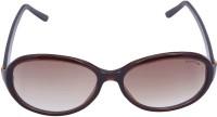Miami Blues Oval Sunglasses - SGLE7SYBWMTF2HHN