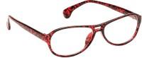 Blue-Tuff Oval Sunglasses - SGLE854ZA9GBRPT8