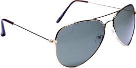 Blue Blink Aviator Sunglasses