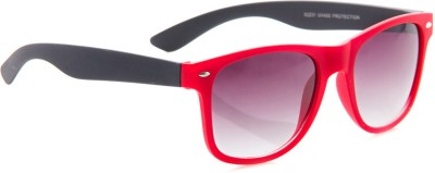 Yak International Yak International Wayfarer Sunglasses (Brown)