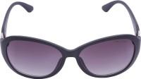 Miami Blues Oval Sunglasses - SGLE7SYBQF3P2RUU