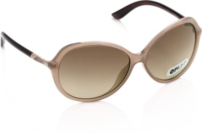 Opium Oval Sunglasses - SGLDS7RFUWG8ASSZ