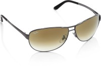 Ray Ban Warroir Oval Sunglasses