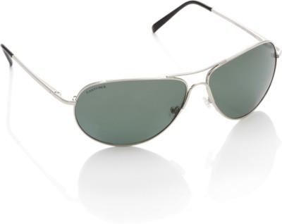 Fastrack Fastrack Aviator Sunglasses (Green)